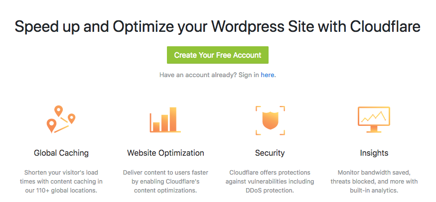 CloudFlare api key 登入