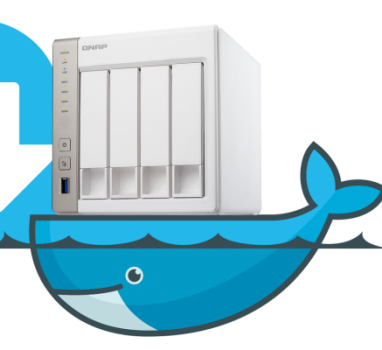 Reverse Proxy on Nginx docker 使用QNAP Container Station