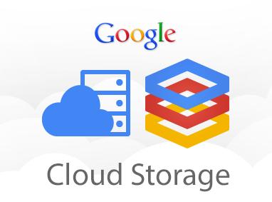 Google Cloud Storage 設定支援 CROS